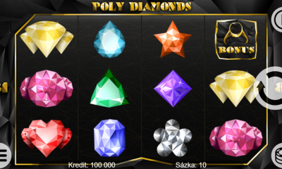 Poly Diamonds
