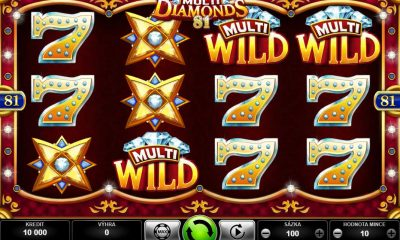 Multi Diamonds 81